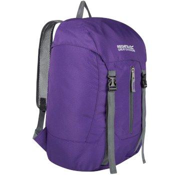 Regatta Easypack II 25 Litre Lightweight Packaway Backpack Rucksack Juniper Purple