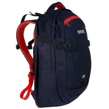 Paladen 25L-Laptop-Rucksack Blau