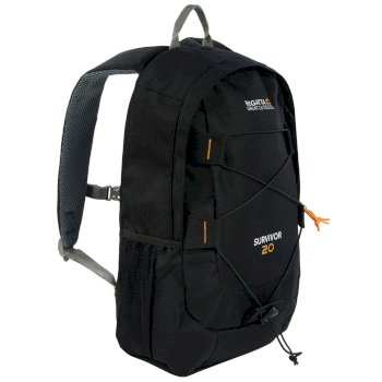 Regatta Survivor III 20L Rucksack Black