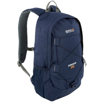Regatta Survivor III 25 Litre Backpack Rucksack Navy
