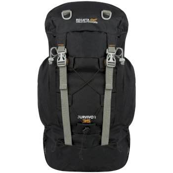 Regatta Survivor III 35L Rucksack Black