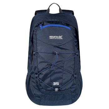 Regatta Atholl II 35L Rucksack - Dark Denim Nautical Blue
