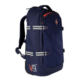 Regatta Paladen Carry On Convertible Backpack Rucksack Nautical Navy