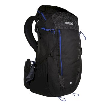 Regatta Blackfell III 25L Rucksack Black Surfspray
