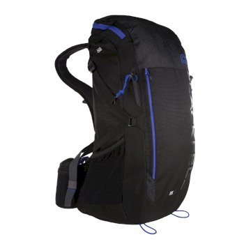 Regatta Blackfell III 35L Rucksack - Black Surfspray