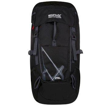 Regatta Kota Expedition 25L Rucksack - Black