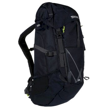 Kota Expedition 35L-Rucksack Blau
