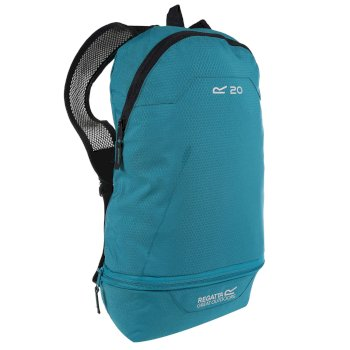 Regatta Packaway Hippack Backpack Aqua
