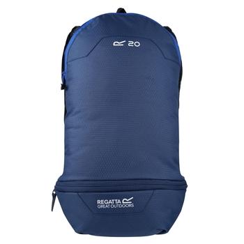 Packaway Hippack Rucksack Blau