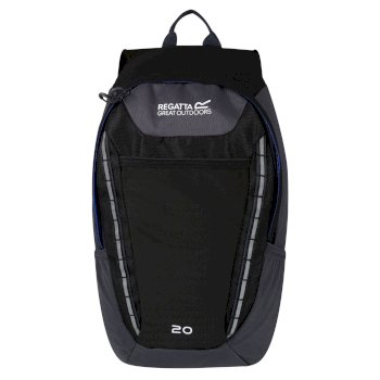 Regatta Highton 20L Rucksack - Black Ebony