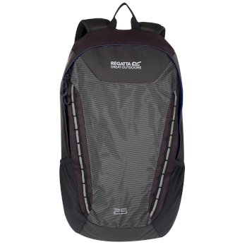 Regatta Highton 25L Rucksack - Black Ebony