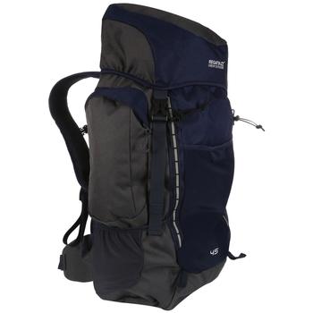 Highton 45L Rucksack Blau