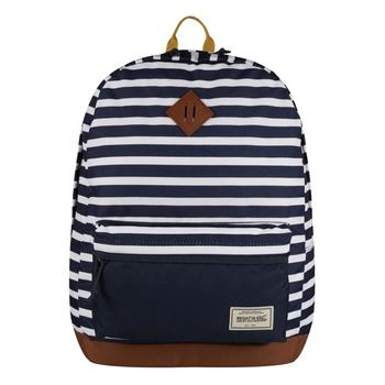 Regatta Stamford 20L Backpack - Navy Stripe