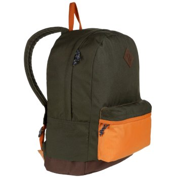 Regatta Stamford 20L Backpack - Camo Green Rust