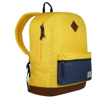 Regatta Stamford 20L Backpack - Maize Yellow Dark Denim