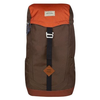 Regatta Stamford 25L Backpack - Camo Green Rust