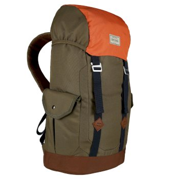 Regatta Stamford 30L Backpack - Camo Green Rust