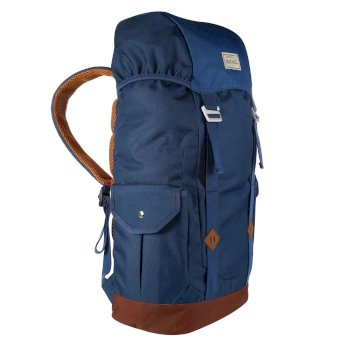 Regatta Stamford 30L Backpack - Dark Denim Stellar