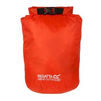 Wasserdichter Sack - 10 l Orange