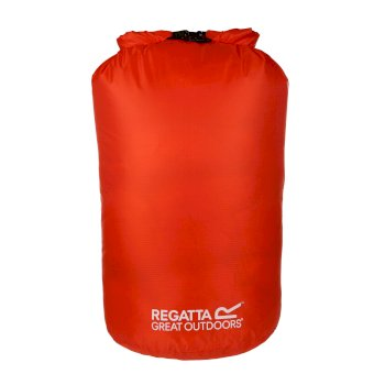 Wasserdichter Sack - 40 l Orange