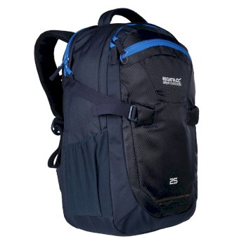 Paladen II 25L-Laptop-Rucksack Blau