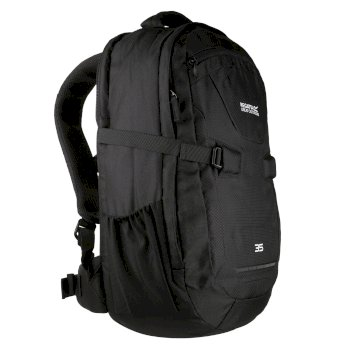 Regatta Paladen II 35L Laptop Backpack - Black