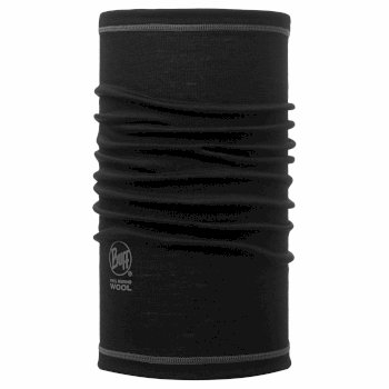 3/4 Merino Buff Black