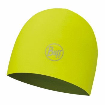 Buff Cool Max Reversible Hat - Yellow
