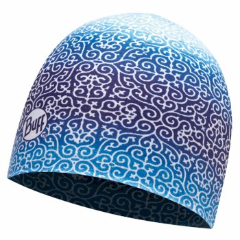 Buff Cool Max Reversible Hat  - Darma Blue