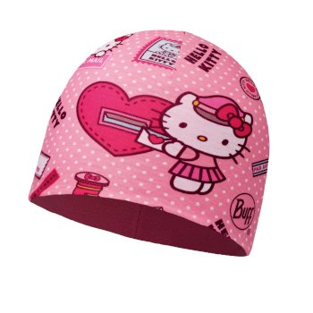 Buff Hello Kitty Hat - Rose