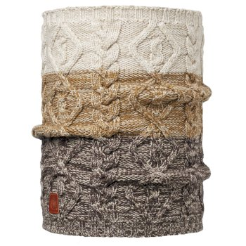 Buffera Lifestyle Knitted Merino Kneck Warmer Nuba