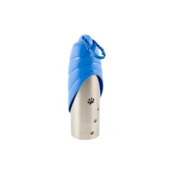 Ancol Water Bottle Silver