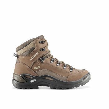 Renegade GTX Mid Womens - Taupe / Sepia