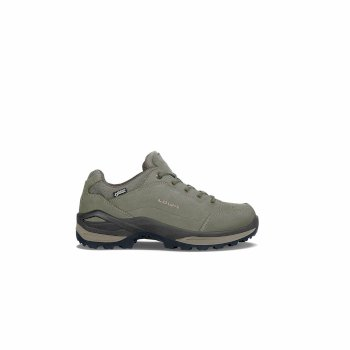 Lowa Renegade GTX Low Womens - Green