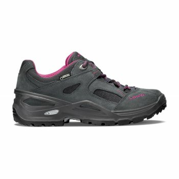 Lowa Sirkos GTX Womens - Anthracite / Berry