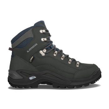 Lowa RENEGADE GTX® MID - Rock Grey