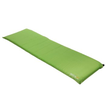 Regatta Napa 5 Lightweight Self Inflating Foam Camping Mat - Extreme Green