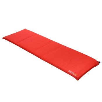 Regatta Napa 7 Lightweight Self Inflating Foam Camping Mat Pepper Red