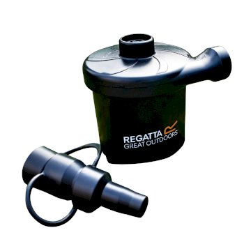 Regatta Compact 12V Electric Pump - Black