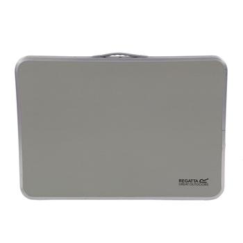 Regatta Matano Lightweight Folding Table Lead - Grey