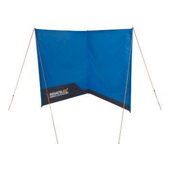 Regatta Calima Windbreak - Oxford Blue Seal Grey