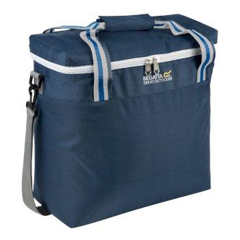 Regatta Freska 15 Litre Cool Bag with Shoulder Strap - Dark Denim Light Steel