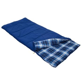 Bienna Einzelschlafsack Blau