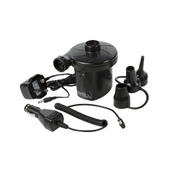 Regatta Recharge Pump Black - Black