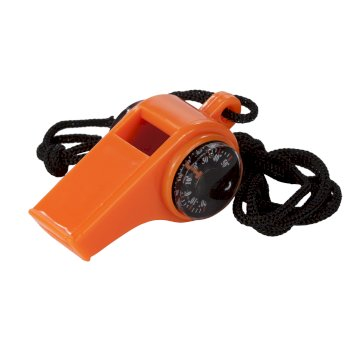 Regatta Survival Whistle - Amber Glow