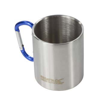 Regatta Karabiner Handle Mug Silver