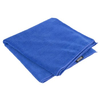 Regatta Compact Extra Large Travel Towel - Oxford Blue