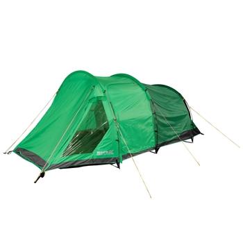 Vester Tunnel-Zelt für 4 Personen Extrem grün