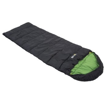 Hana 200 Mumienschlafsack mit Polyesterfutter Schwarz