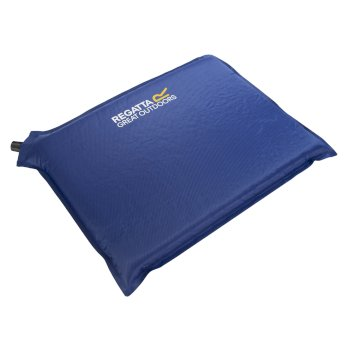 Regatta Self Inflating Foam Camping Cushion Laser Blue